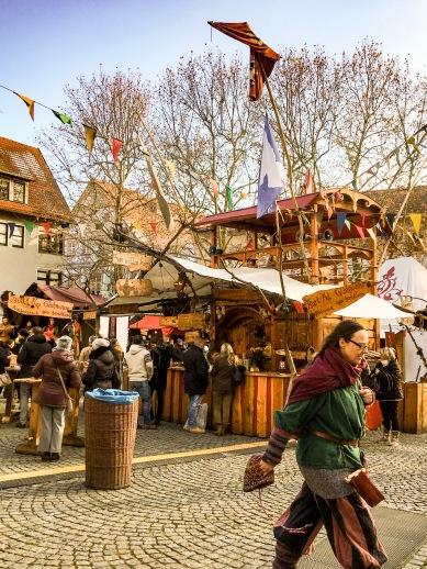 Mercado Medieval Esslingen 2