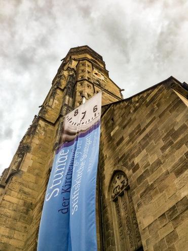 Iglesia Colegiata Stiftskirche