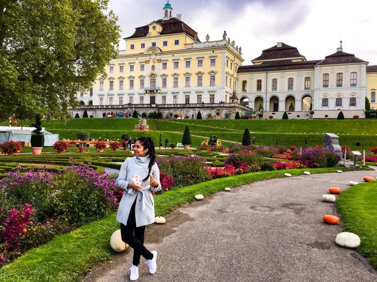 Castillo Ludwigsburg
