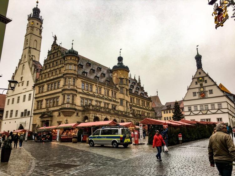 Altes Rathaus Rothenburg