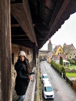 Muralla Rothenburg