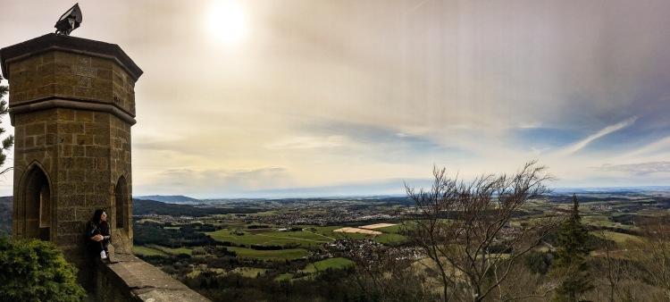 Vista Hohenzollern