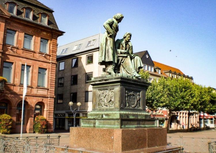 Hanau Grimm