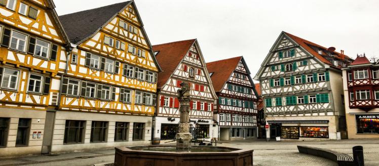 Ciudades Alemania