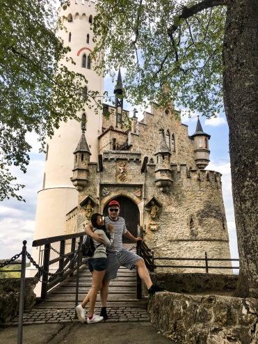 Schloss couple