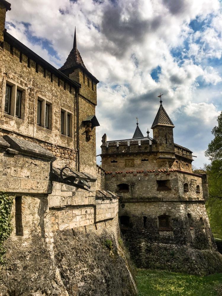 Ruinas Castillo Lichtenstein