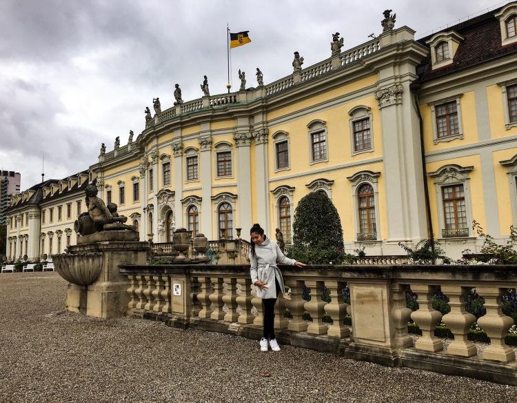 Castillo de Ludwigsbug