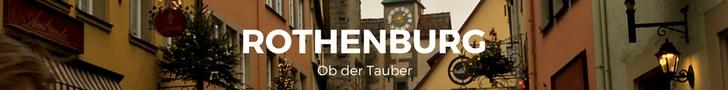 Rothenburg banner