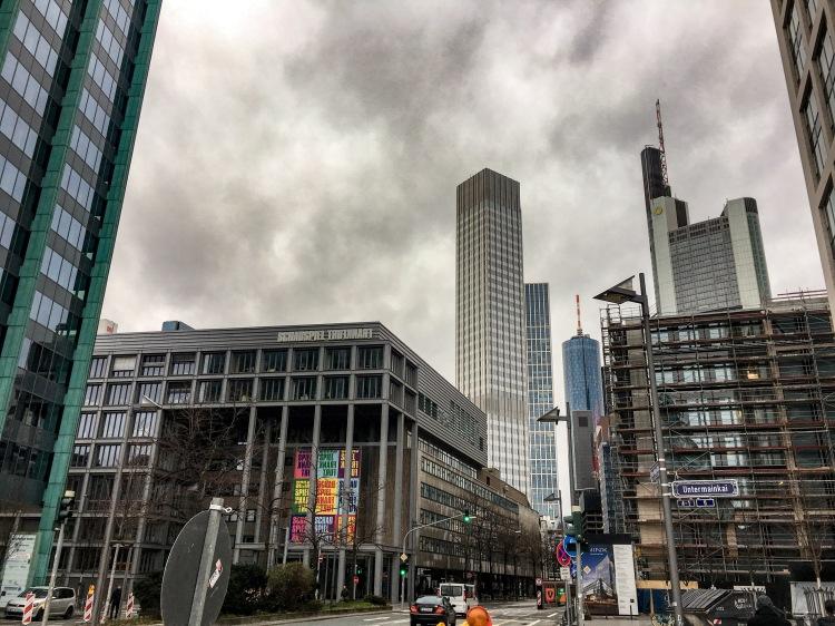 Frankfurt moderno