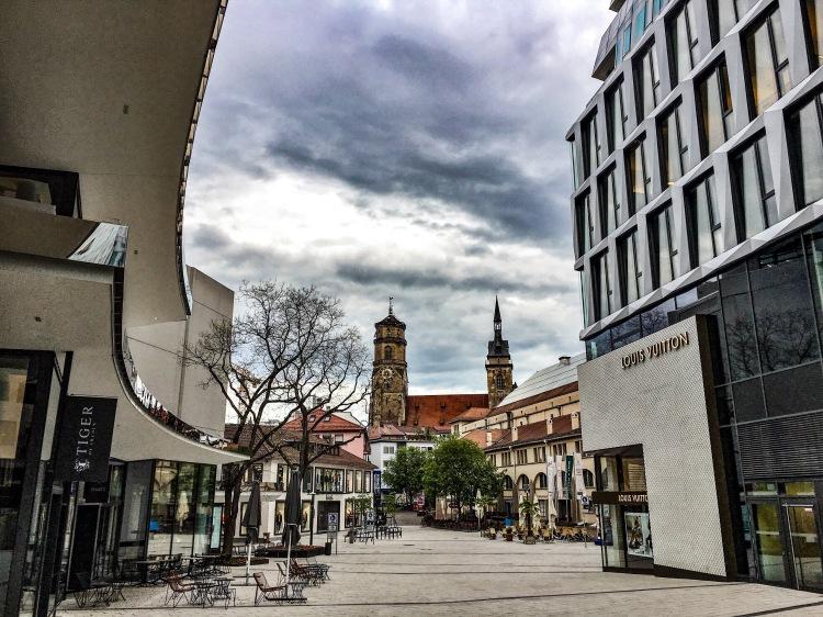 Dorotheen Quartier Stuttgart