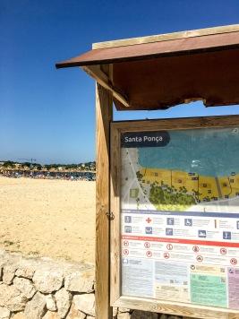 Santa Ponca playa