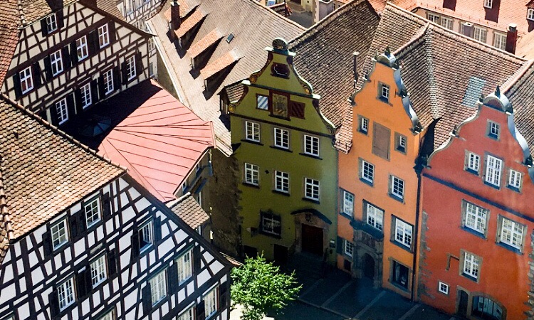 Casas Coloridas St Michael Schwäbisch Hall Germany