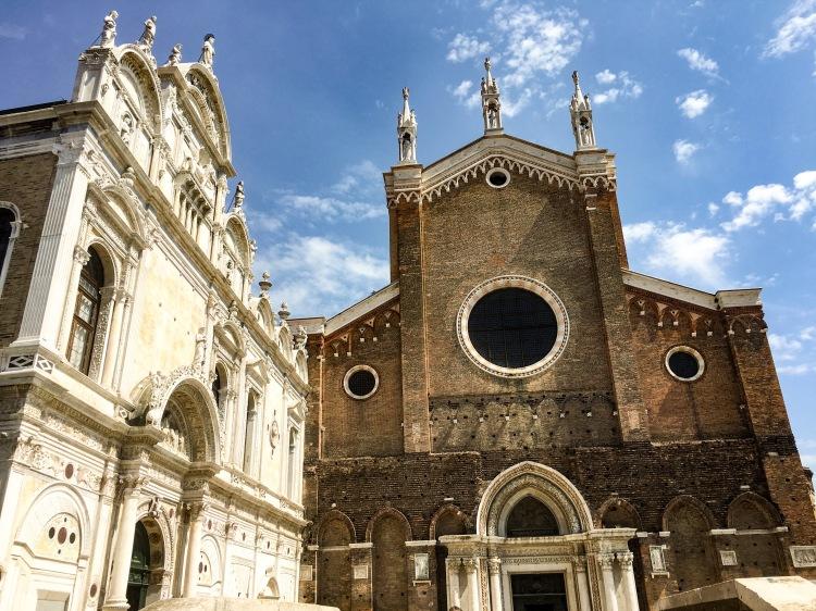 Basílica San Juan y San Paolo Venecia