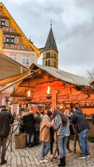 Mittelalter Weihnachtsmarkt