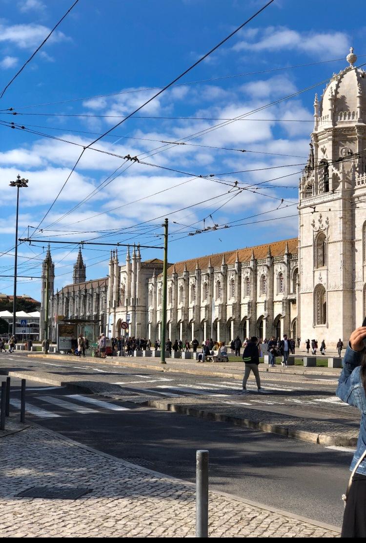 Monasterio Jeronimos Lisboa