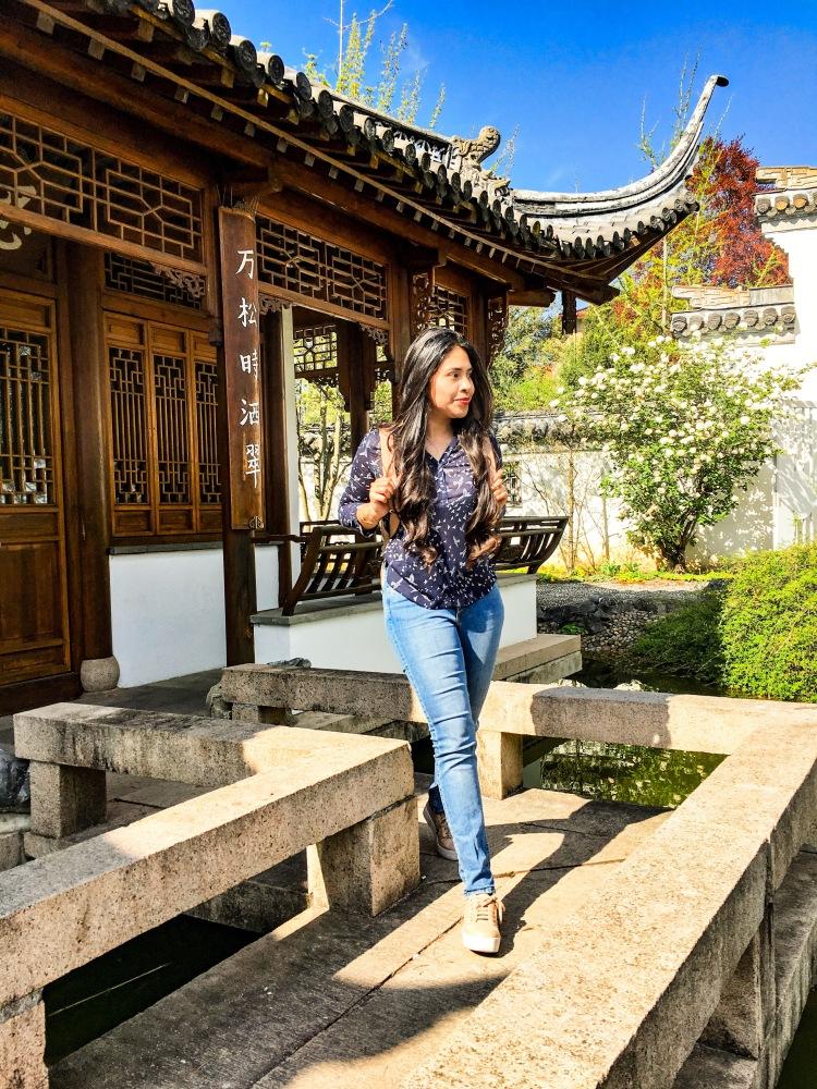 Jardin chino stuttgart