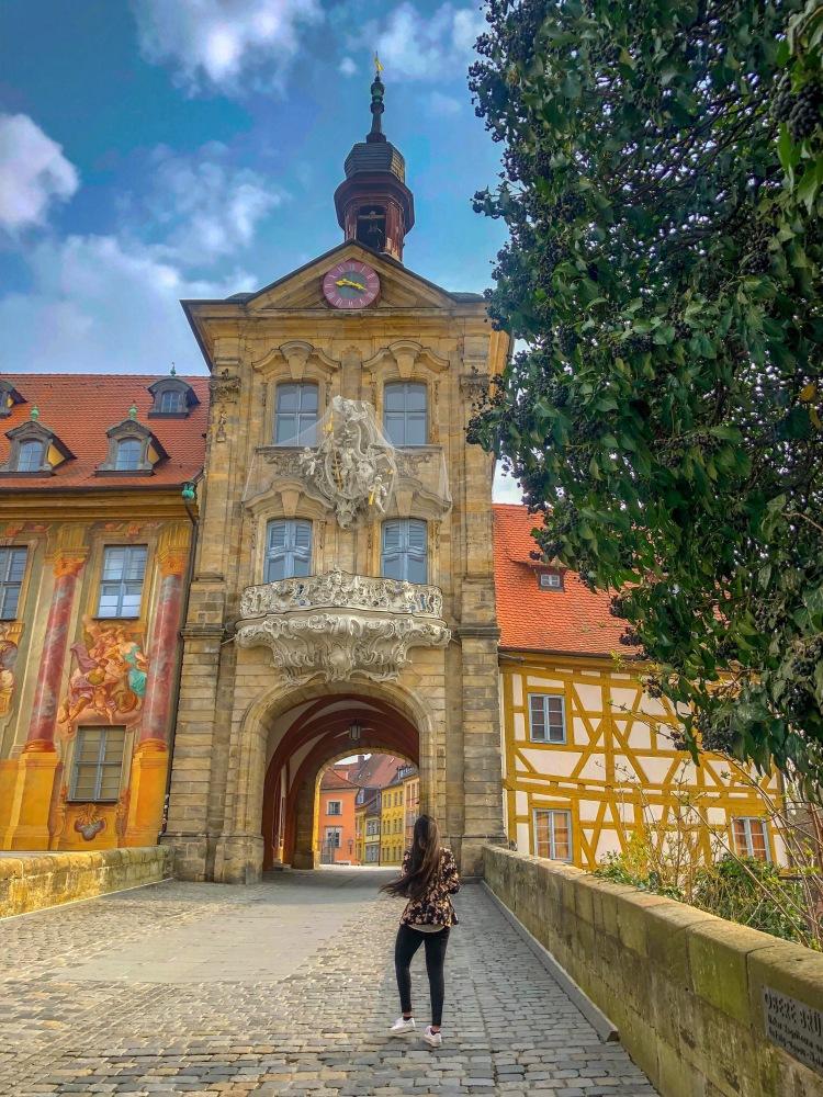 Bamberg Ayuntamiento antiguo