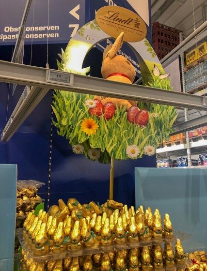 Conejos Pascua Alemania